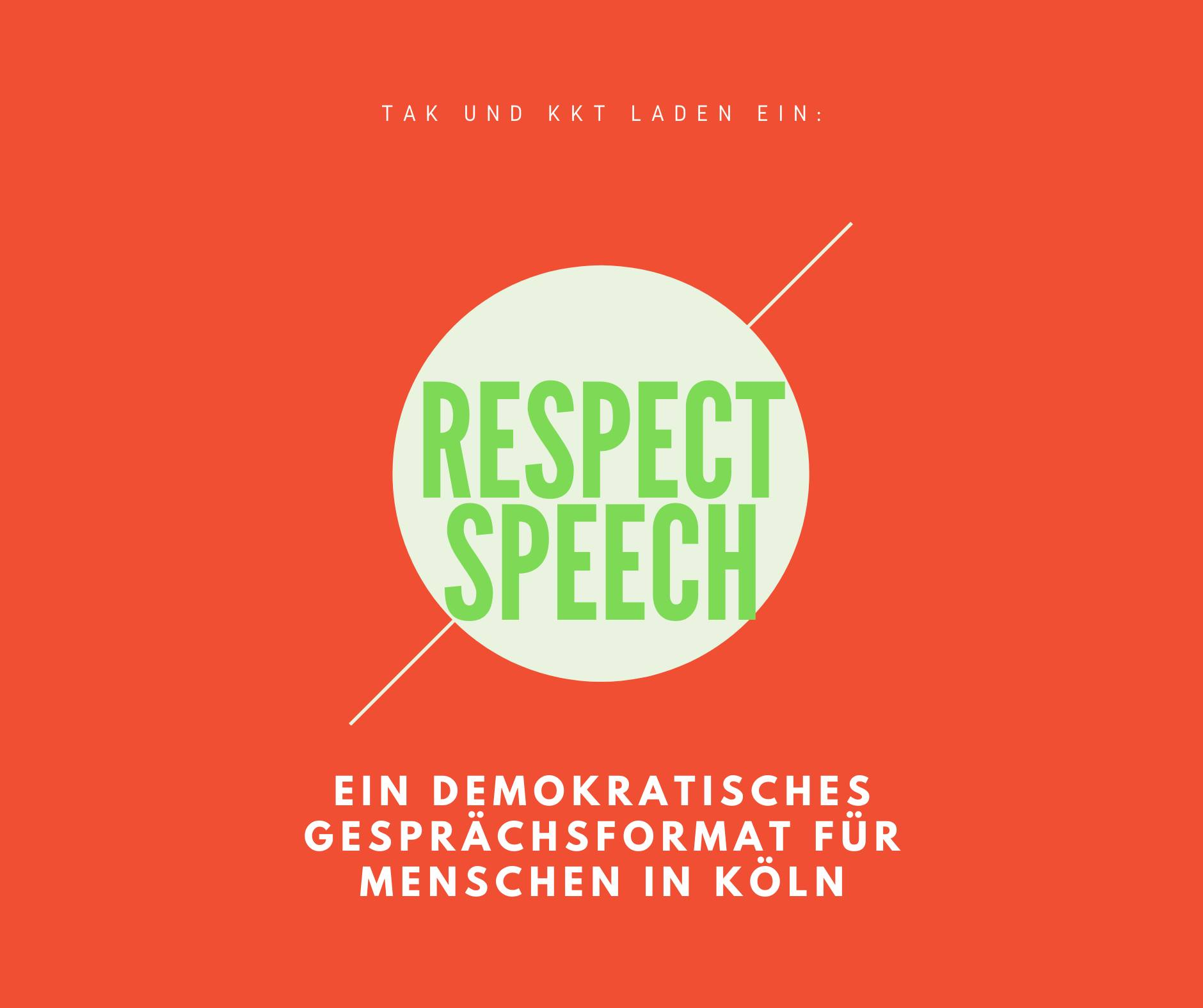 RESPECT SPEECH