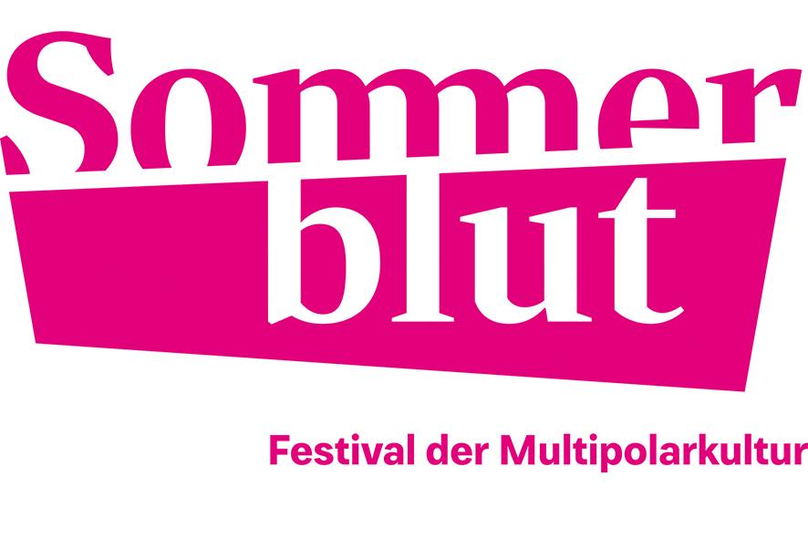 Logo des Sommerblut Kulturfestivals