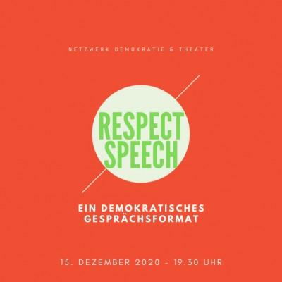 #RESPECTSPEECH 3.0