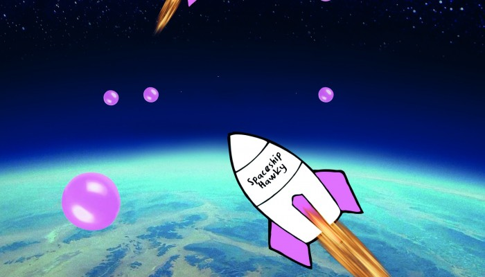 Titelbild zu Bubble im Kosmos