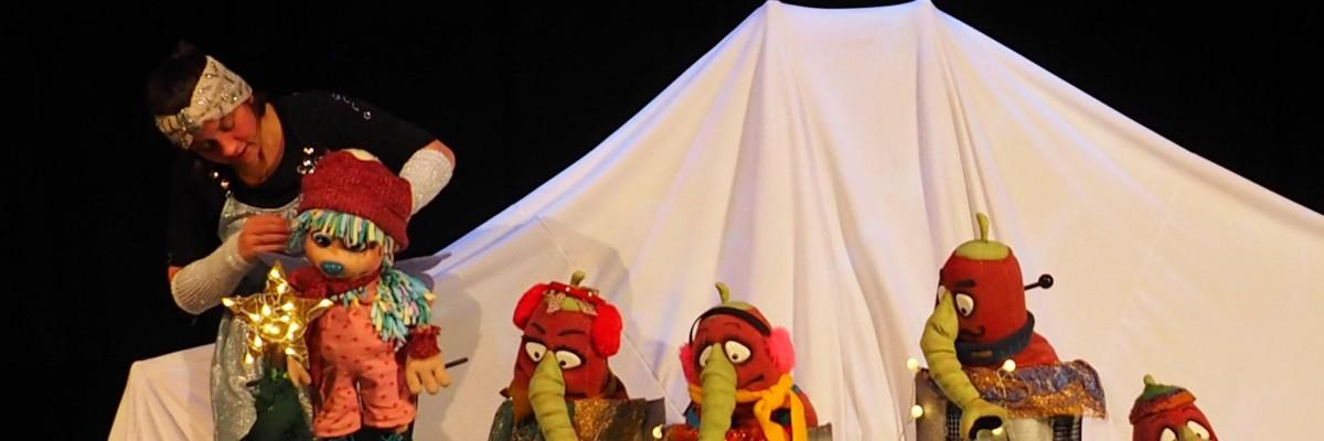 Titelbild zu Das kleine Zottel Mottel feiert Weihnachten