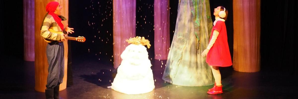Titelbild zu Der Schneekönig