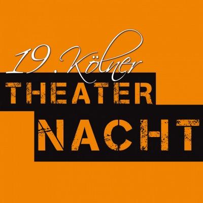 Logo der 19. Kölner Theaternacht