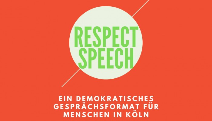 Titelbild zu RESPECT SPEECH