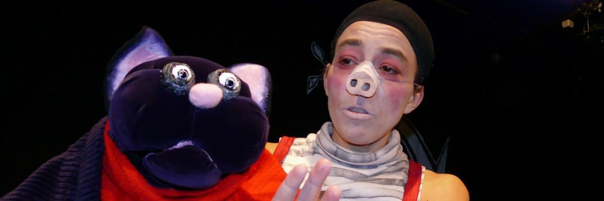 Titelbild zu Schwein, Weib und Gesang